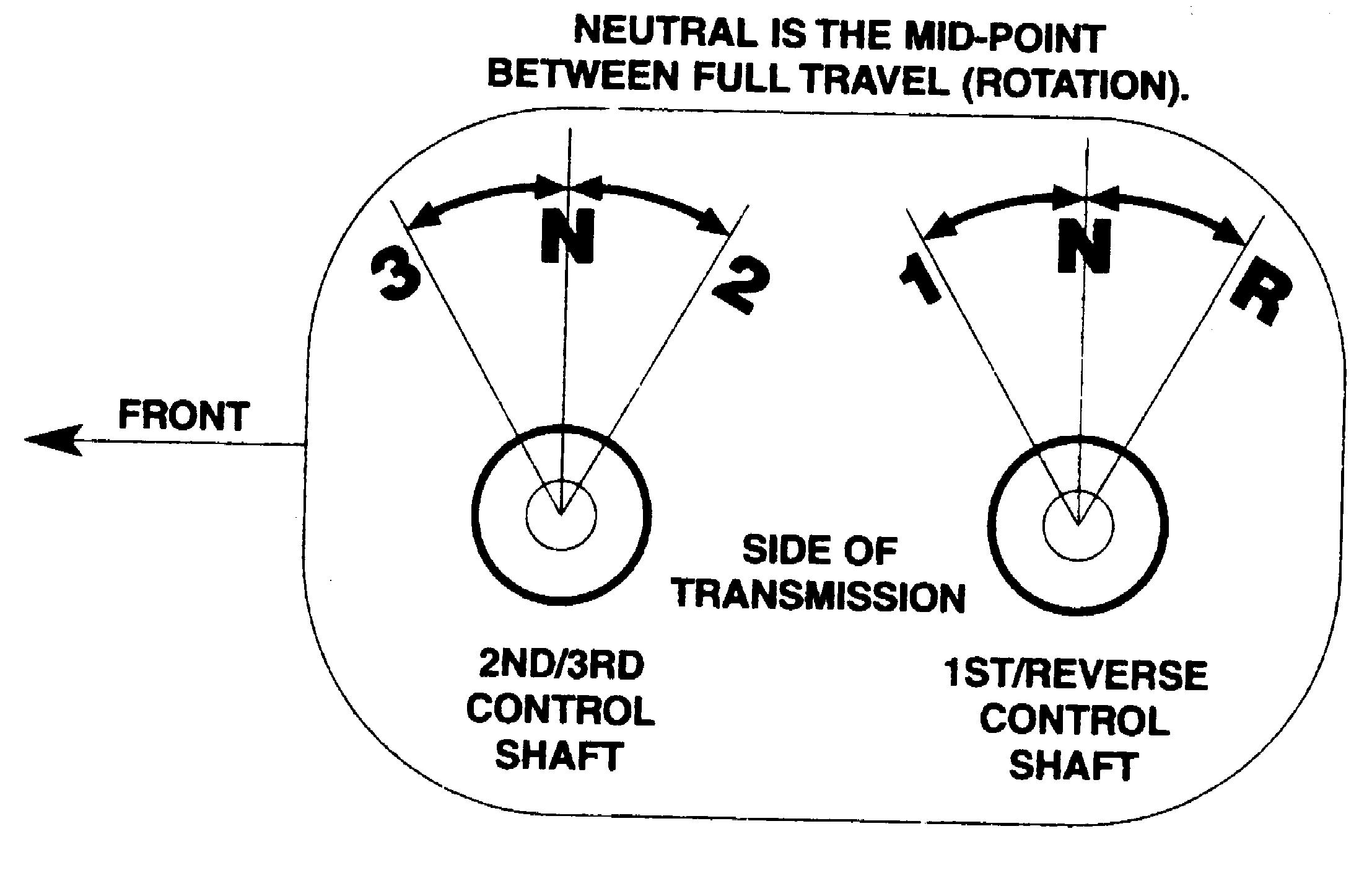 corvette transmission diagram 61
