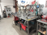 Welding Tables And Useful Metalworking Jigs Deve S